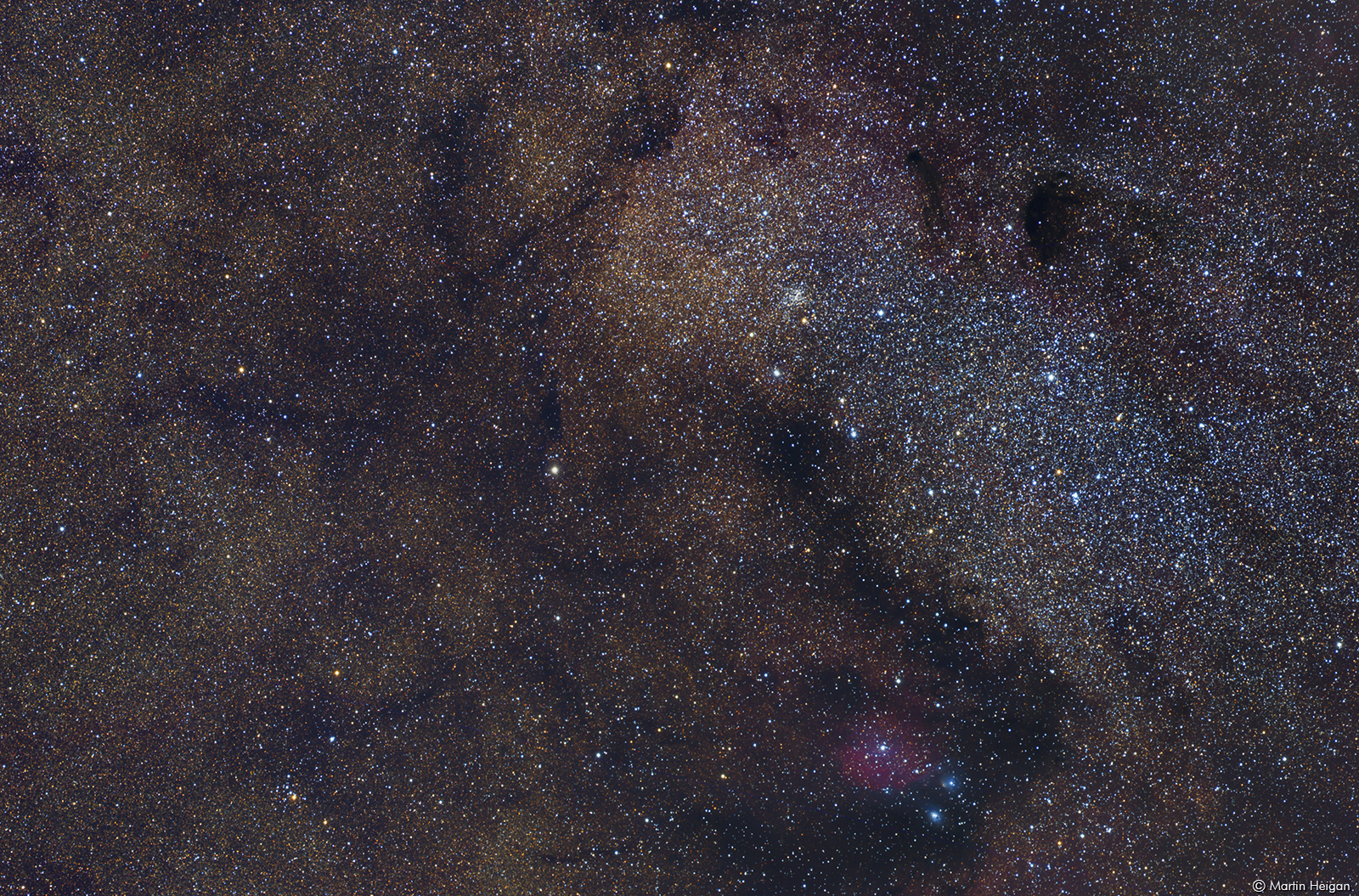 Sagittarius Star Clouds