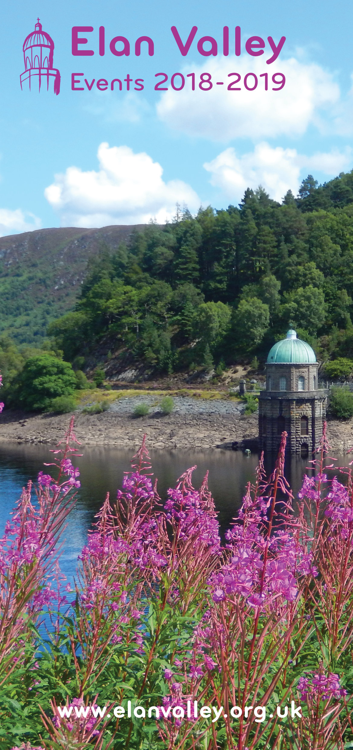 Elan Valley Events Guide 2018-2019. Click to read