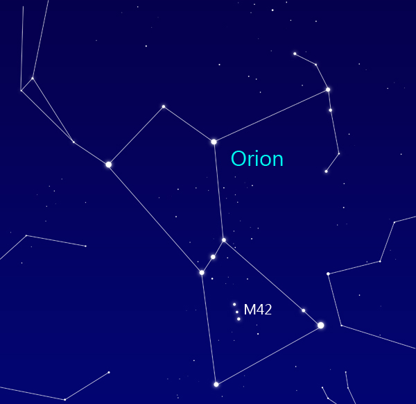 Orion Nebula Orion Constellation