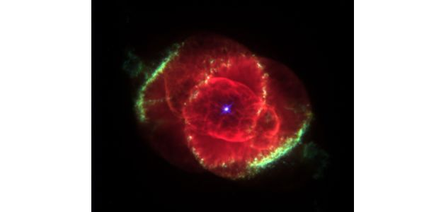 Cat's Eye Nebula (NASA ESA)