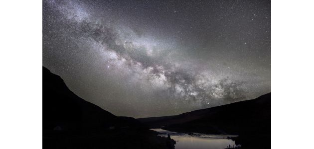 Milky Way by David Tolliday