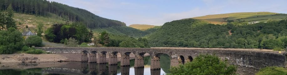 Accommodation in the Elan Valley